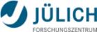 Forschungszentrum Juelich
